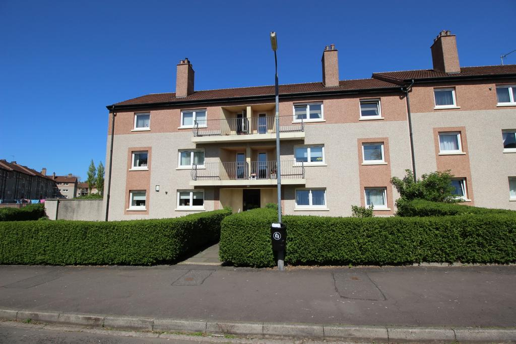 2 Bedrooms Flat for sale in 2/2 8 Harrow Place, Drumchapel, G15 7DP