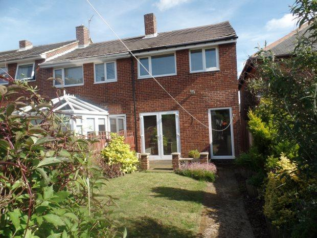 2 Bedrooms Terraced House for sale in WORDSWORTH ROAD, EASINGTON, PETERLEE AREA VILLAGES