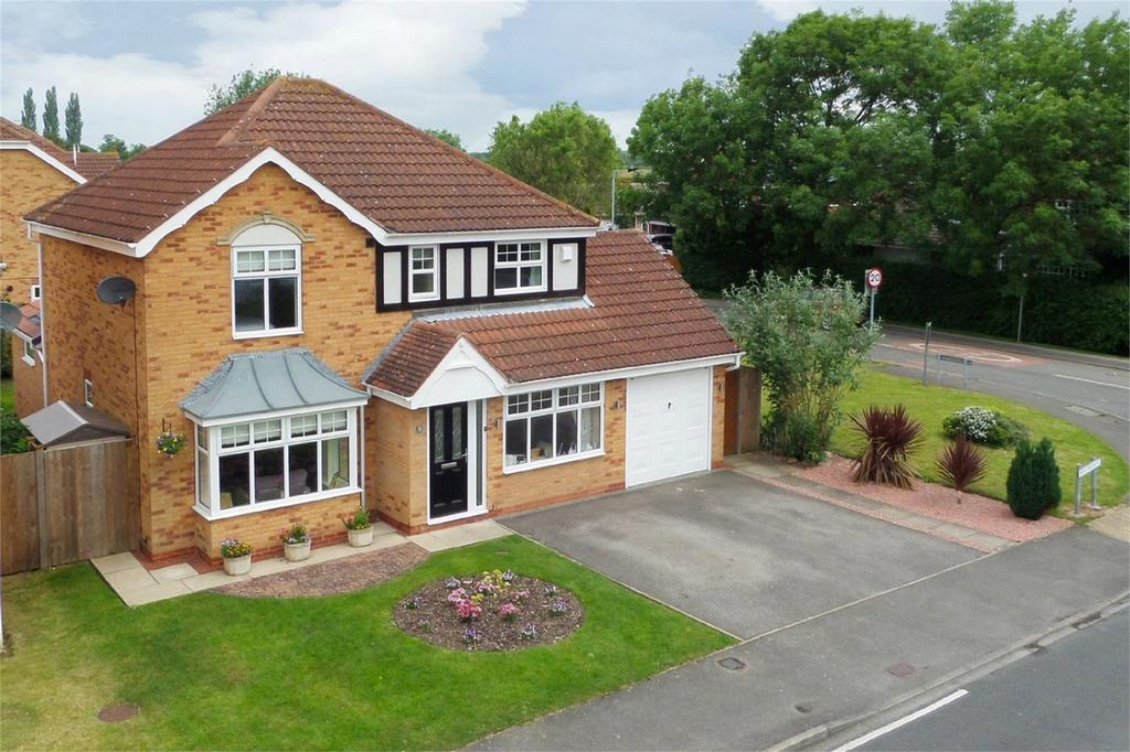 4 Bedrooms Detached House for sale in 2 Braithegayte, Wheldrake, York