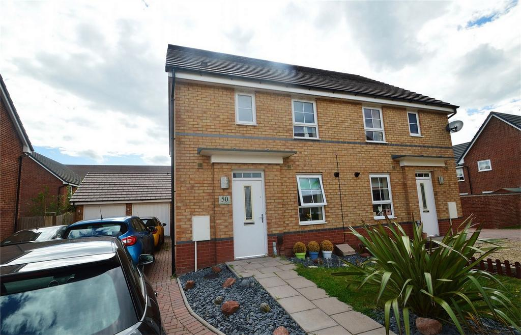 3 Bedrooms Semi Detached House for sale in Rainsford Crescent, Kidderminster, Worcestershire