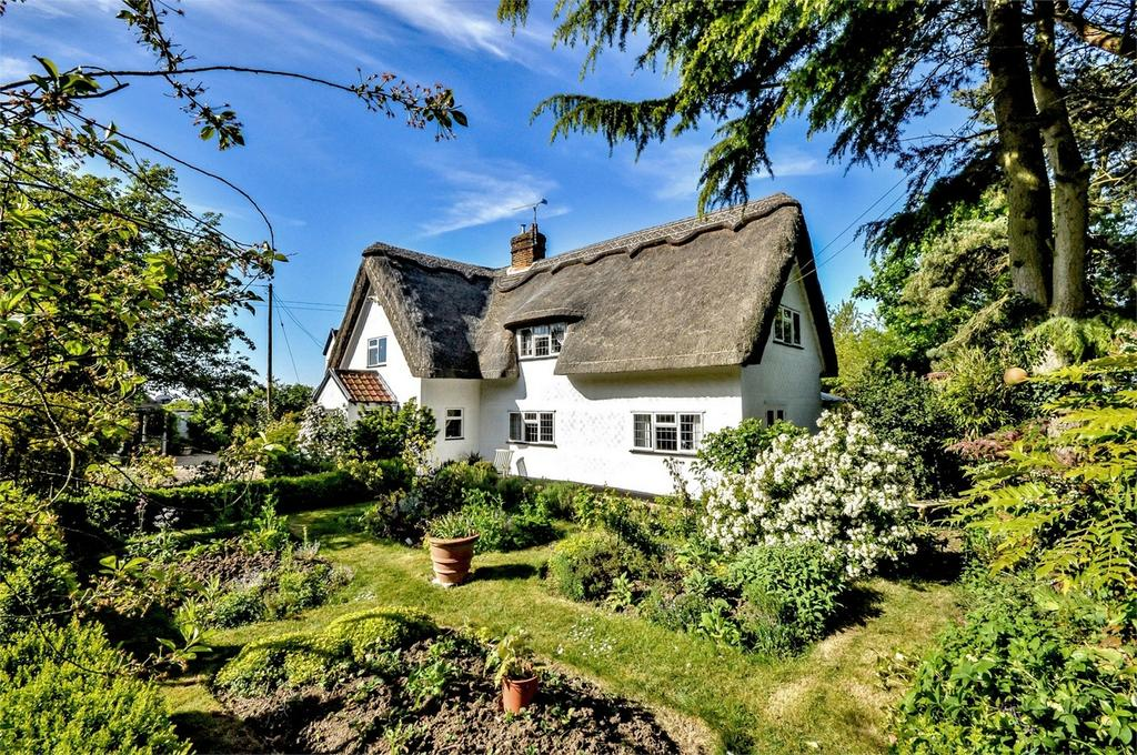 4 Bedrooms Detached House for sale in Redoaks Hill, Ashdon, Nr Saffron Walden
