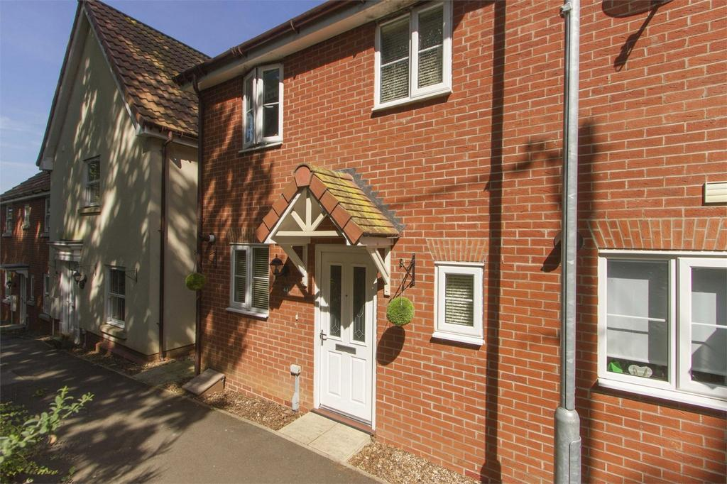 3 Bedrooms End Of Terrace House for sale in Exige Way, Wymondham, Norfolk