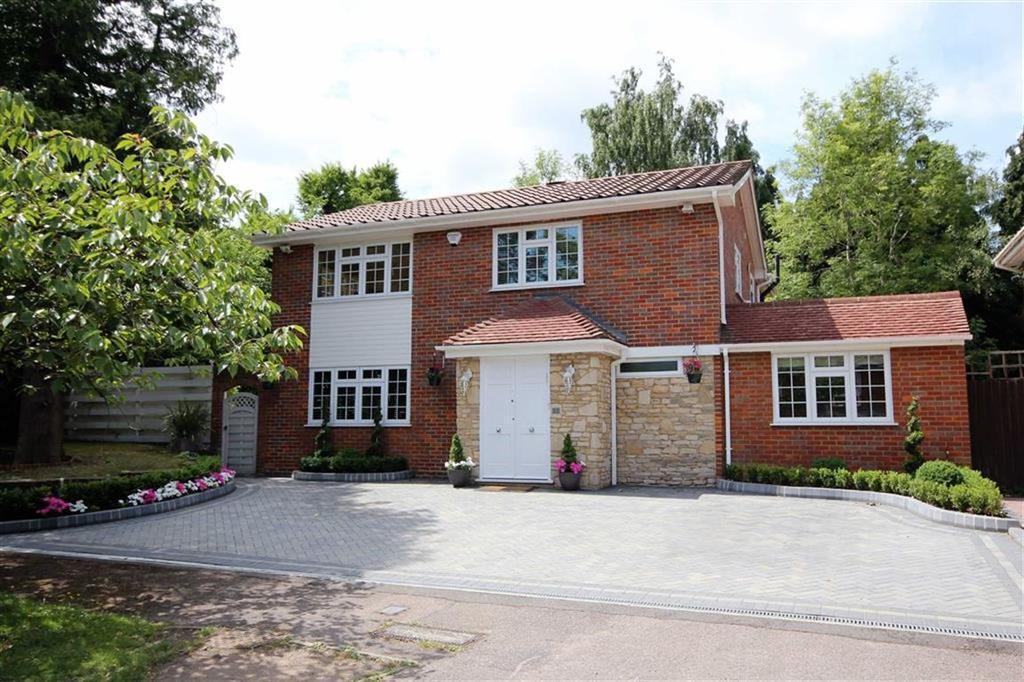 3 Bedrooms Detached House for sale in Woodside, Elstree Borehamwood, Hertfordshire