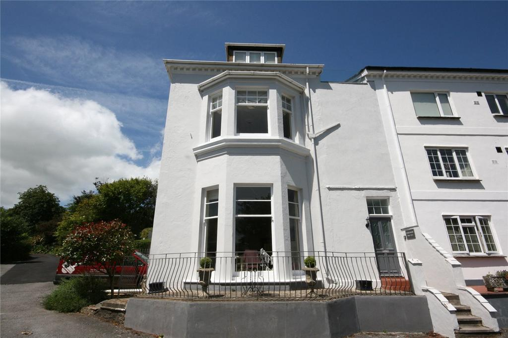 3 Bedrooms Apartment Flat for sale in Stoke House, Dartmouth Road, Stoke Fleming, TQ6
