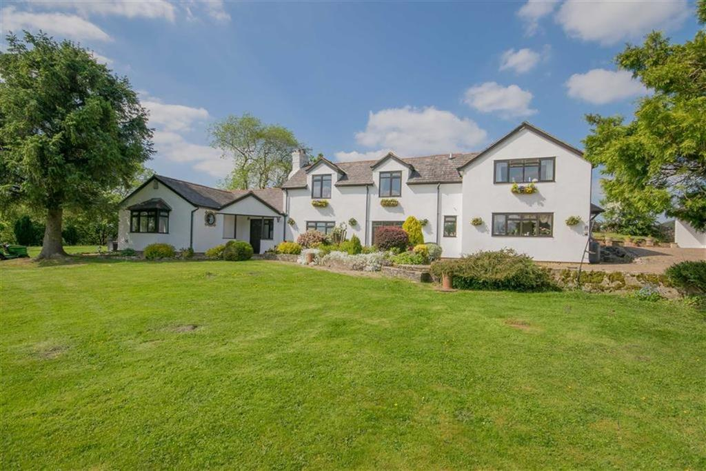 3 Bedrooms Detached House for sale in Llanarmon-yn-ial, Mold