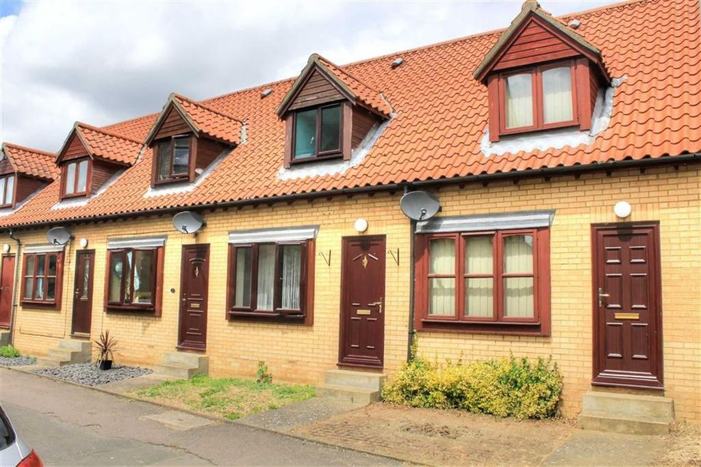 2 Bedrooms Terraced House for sale in Middle Close, Stretham, Ely