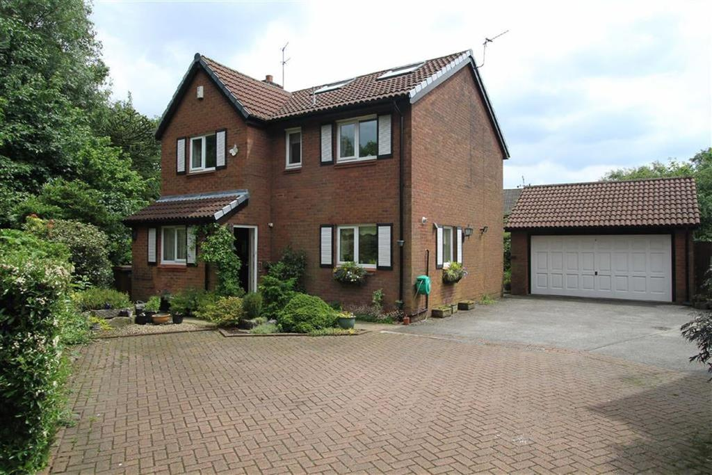 3 Bedrooms Detached House for sale in 16, Swift Road, Bamford, Rochdale, OL11