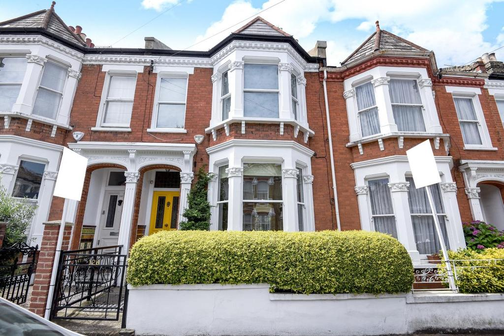 5 Bedrooms Terraced House for sale in Narbonne Avenue, Clapham, SW4