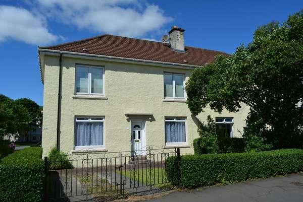 2 Bedrooms Flat for sale in 61 Blairdardie Road, Knightswood, Glasgow, G13 2AE