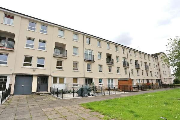 3 Bedrooms Maisonette Flat for sale in 12U Carrbridge Drive, Wyndford, Glasgow, G20 8HP