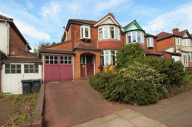 3 Bedrooms Semi Detached House for sale in Wolverhampton Road South, Quinton, Birmingham