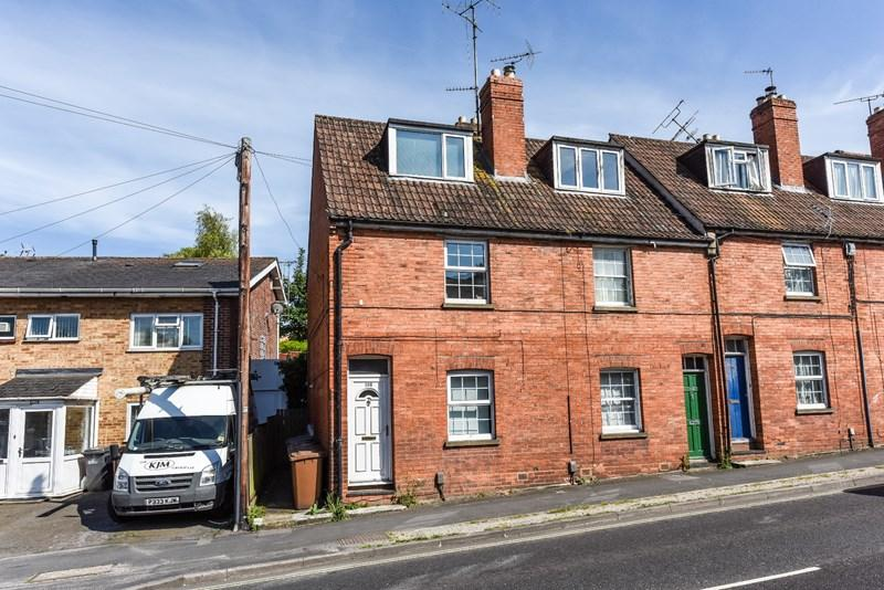 3 Bedrooms End Of Terrace House for sale in New Street, Andover