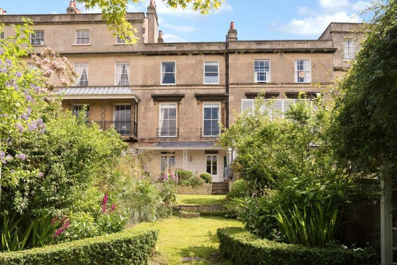 3 Bedrooms Terraced House for sale in Darlington Place, Bath, BA2