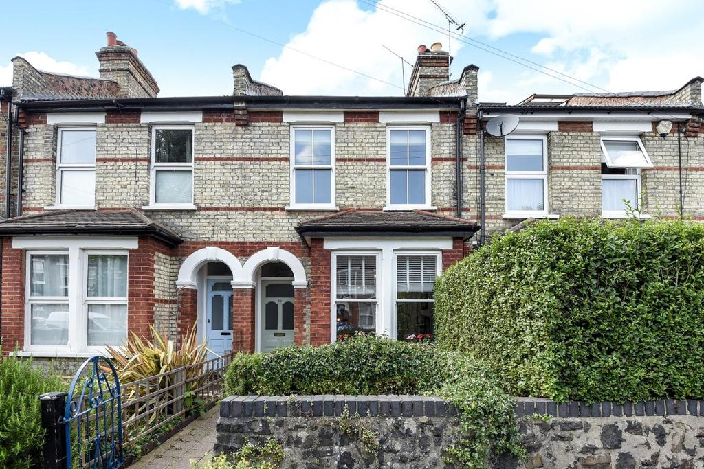 4 Bedrooms Terraced House for sale in Stanley Road, Bounds Green, N11