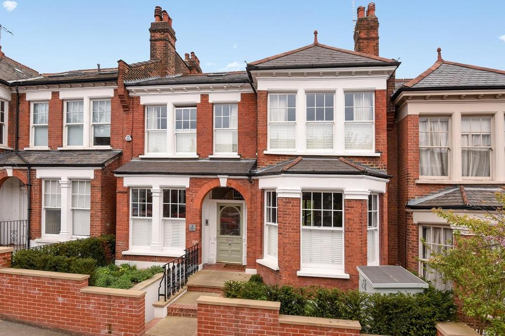 6 Bedrooms Terraced House for sale in Woodland Rise, Muswell Hill, N10