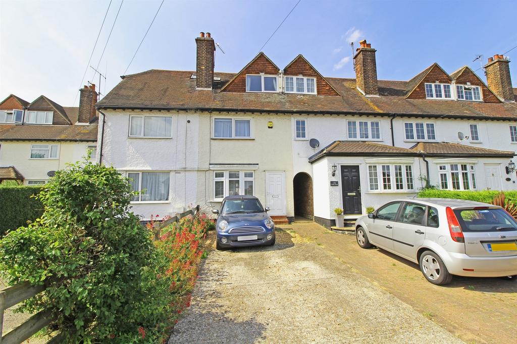 2 Bedrooms Terraced House for sale in Glebe Road, Letchworth Garden City, Hertfordshire