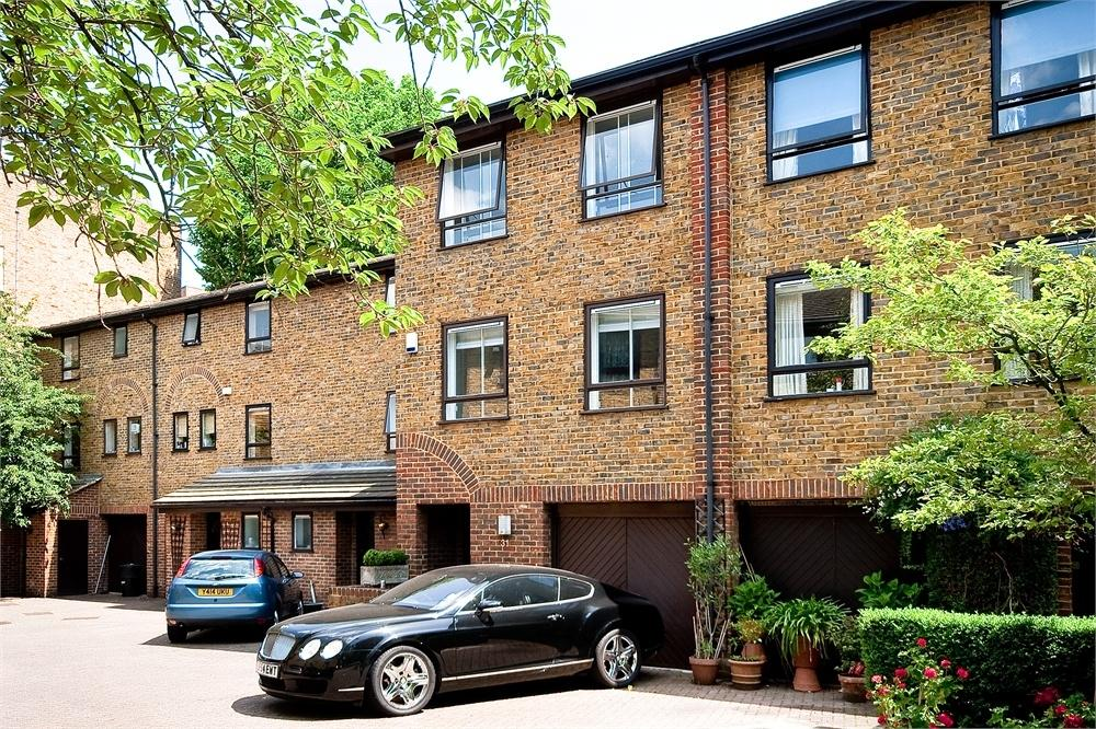 4 Bedrooms Terraced House for sale in ABINGER MEWS, MAIDA VALE, LONDON