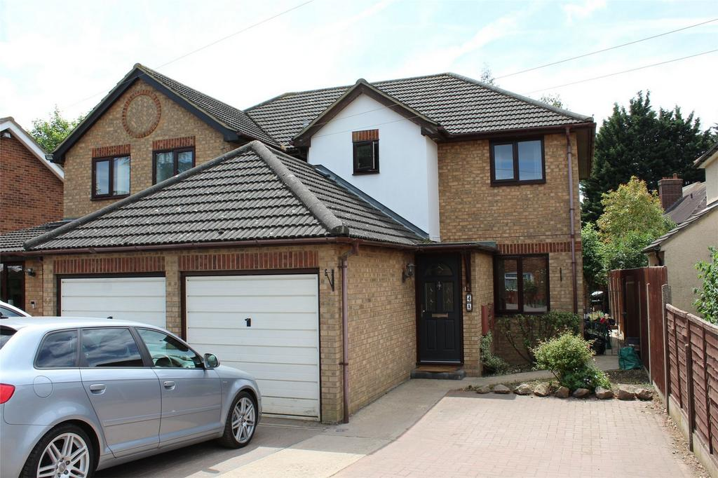 3 Bedrooms Semi Detached House for sale in House Lane, Arlesey, Bedfordshire