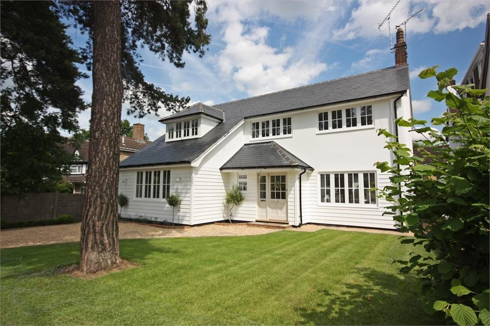 4 Bedrooms Detached House for sale in Shenfield, BRENTWOOD, Essex