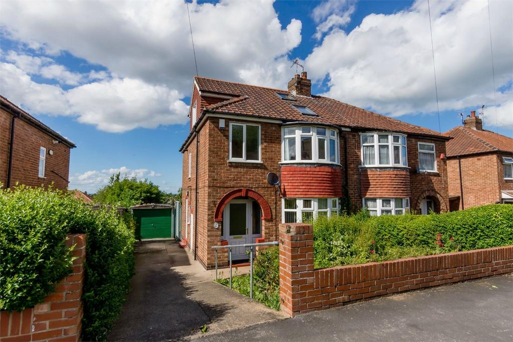 4 Bedrooms Semi Detached House for sale in Newland Park Drive, Off Hull Road, York