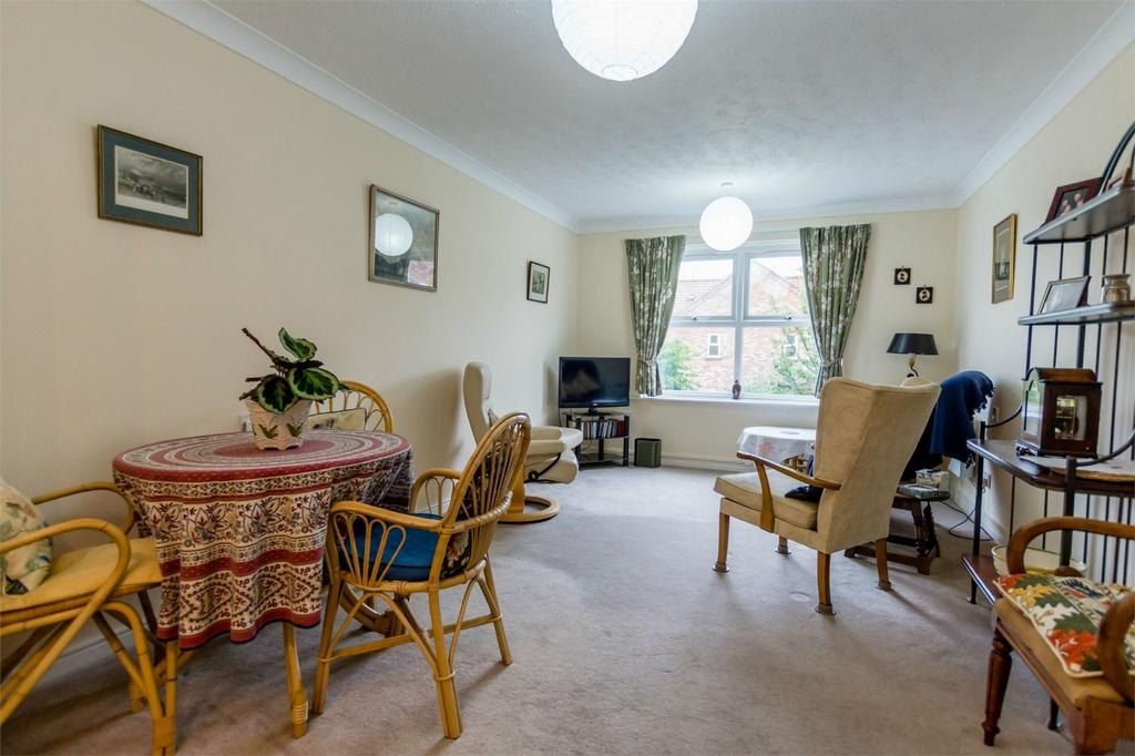 2 Bedrooms Retirement Property for sale in Hansom Place, Wiggington Road, York