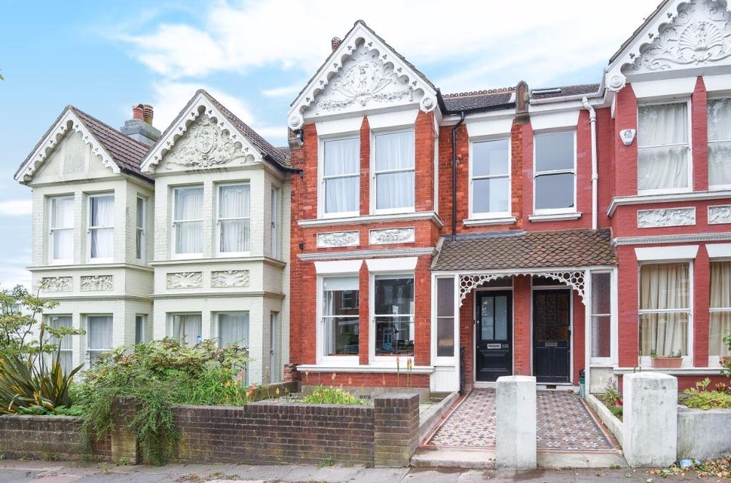 3 Bedrooms Terraced House for sale in Ditchling Road Brighton East Sussex BN1