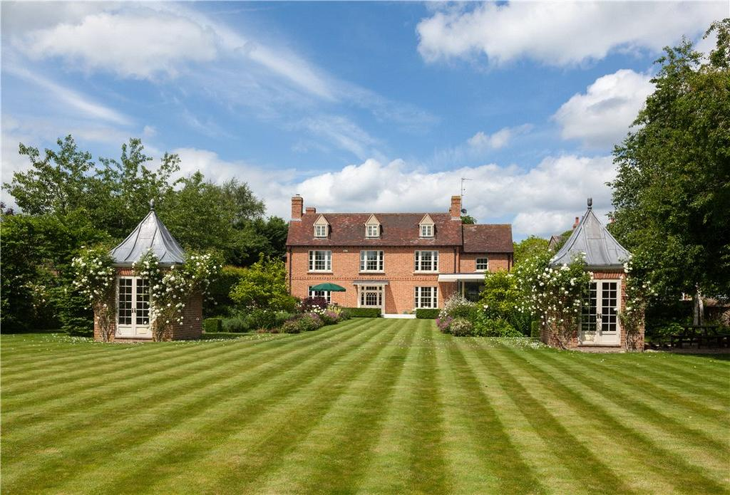 9 Bedrooms Detached House for sale in Longworth, Abingdon, Oxfordshire, OX13