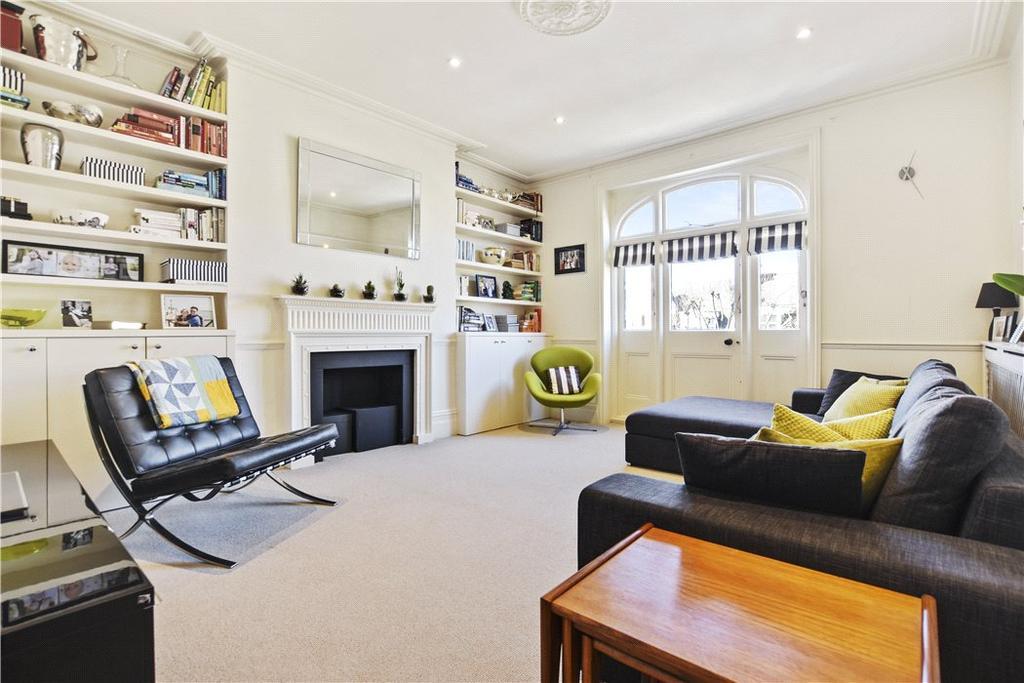 3 Bedrooms Flat for sale in Biddulph Mansions, Elgin Avenue, London, W9