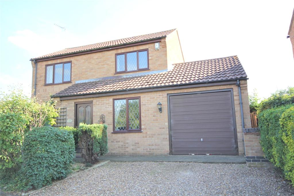 3 Bedrooms Detached House for sale in Gorse Lane, Leasingham, NG34