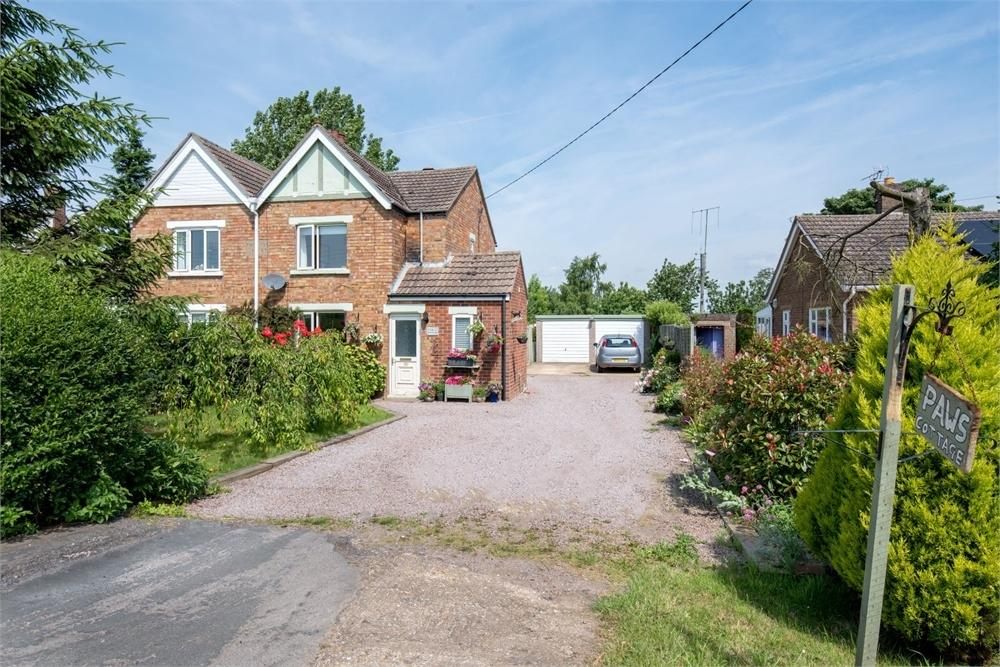 3 Bedrooms Semi Detached House for sale in Canister Lane, Frithville, Boston, Lincolnshire
