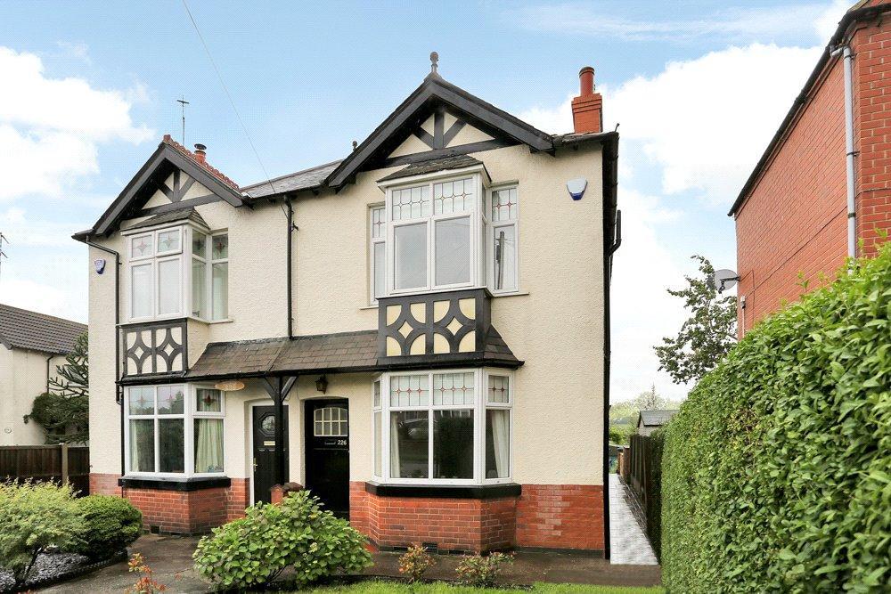 4 Bedrooms Semi Detached House for sale in Melbourne, Derby, Derbyshire