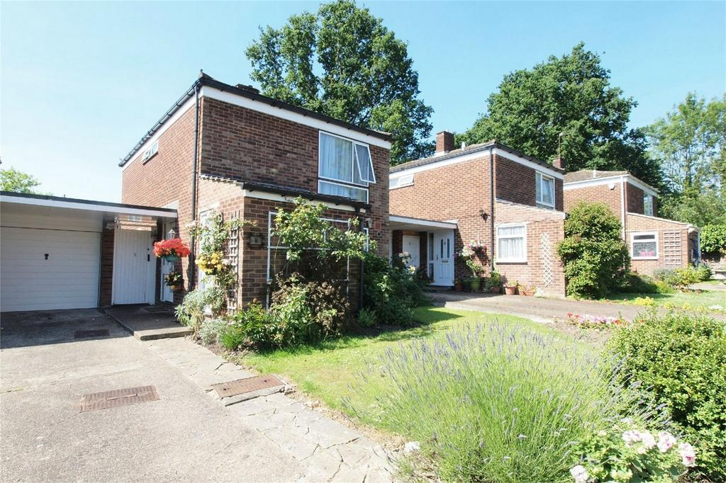 3 Bedrooms Detached House for sale in Culverstone Close, Bromley, Kent