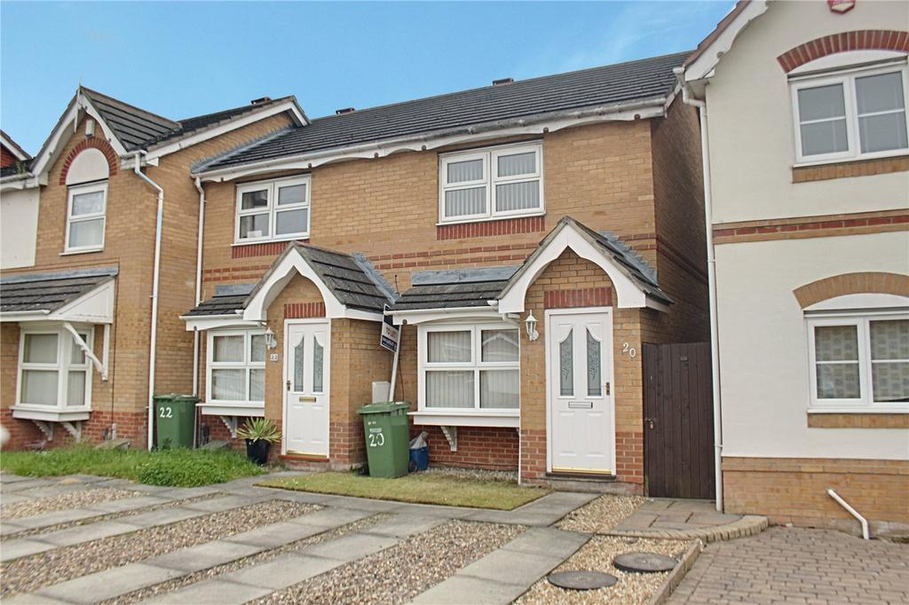 2 Bedrooms Terraced House for sale in Vaynor Drive, Ingleby Barwick