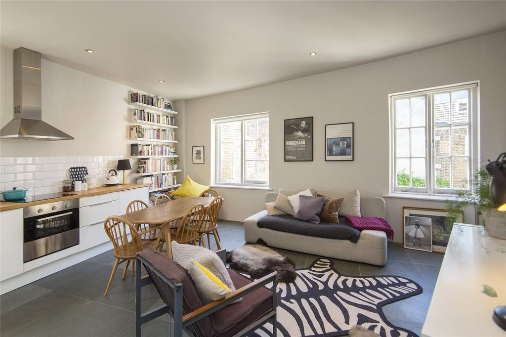 1 Bedroom Flat for sale in Sylvester Road, London, E8