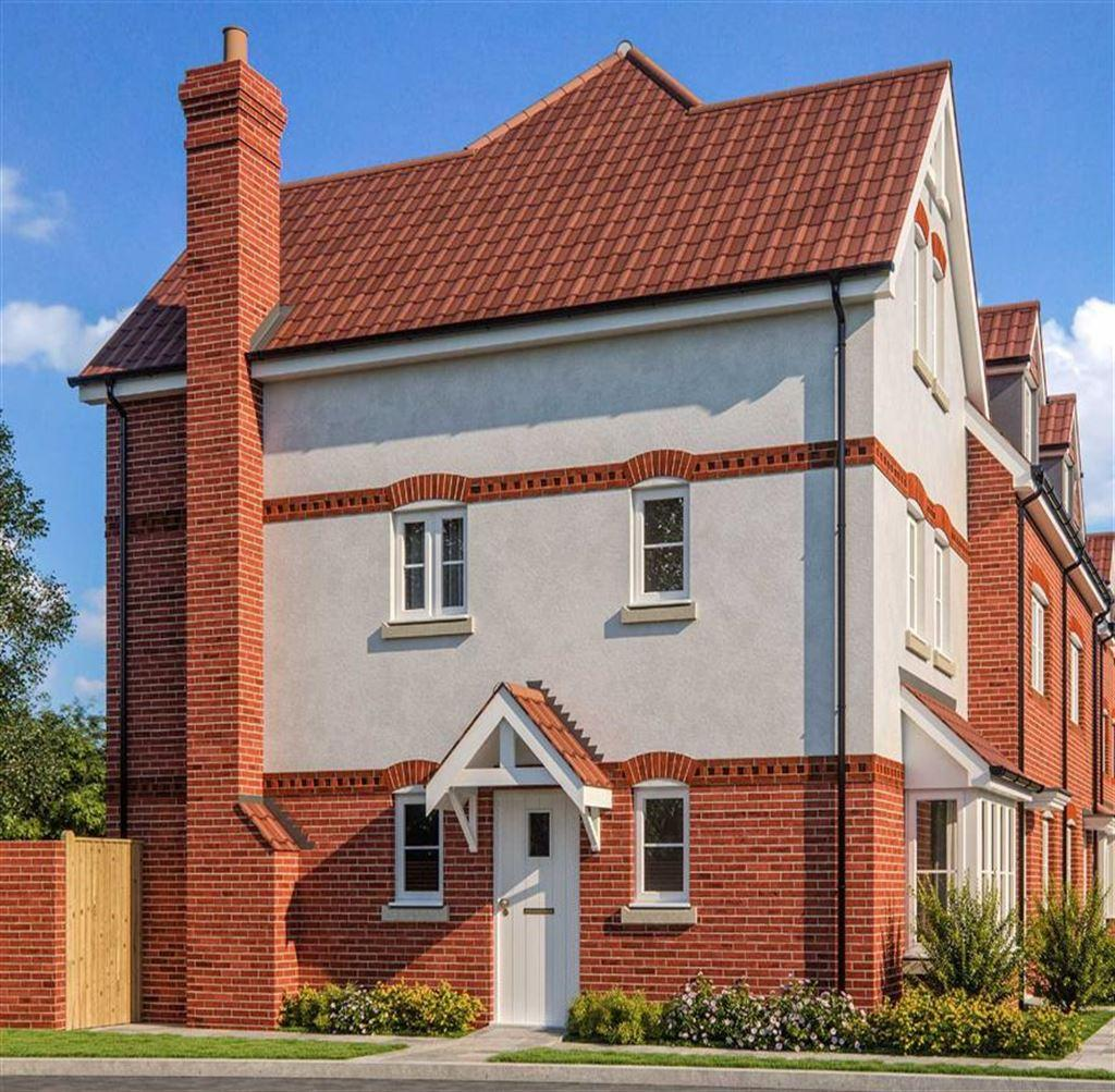 4 Bedrooms Town House for sale in Silent Garden, Liphook, Hampshire, GU30