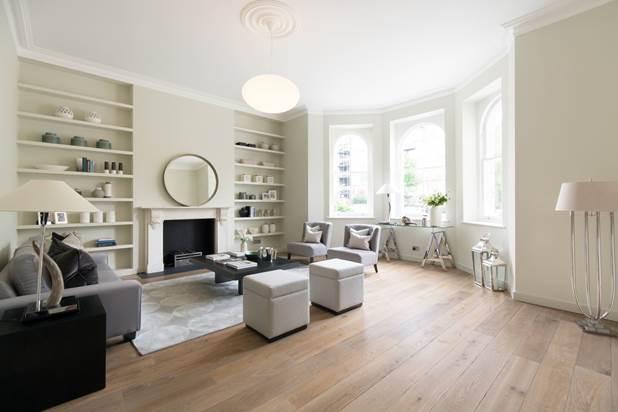 3 Bedrooms Flat for sale in Ladbroke Grove, London, W11