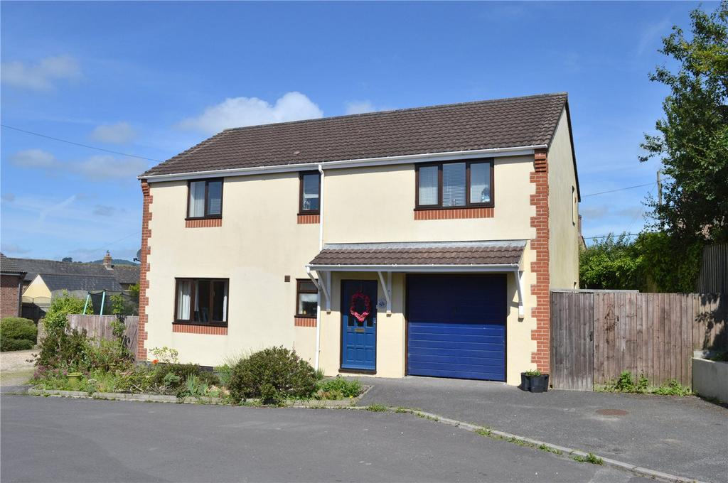 4 Bedrooms Detached House for sale in Middle Green, Beaminster, Dorset