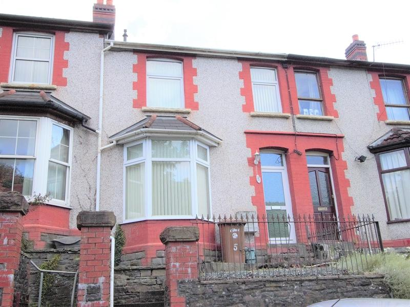 2 Bedrooms Terraced House for sale in Pioneer Terrace, Cwmfelinfach, Ynysddu, Newport, Newport. NP11 7HS