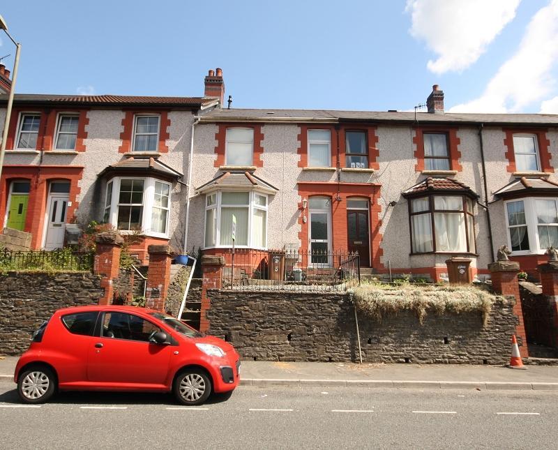 2 Bedrooms Terraced House for sale in Pioneer Terrace, Cwmfelinfach, Ynysddu, Newport, Newport. NP11 7HS