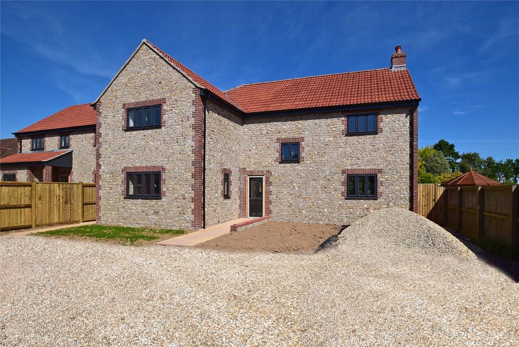 5 Bedrooms Detached House for sale in Forton Lane, Tatworth, Nr Chard, Somerset
