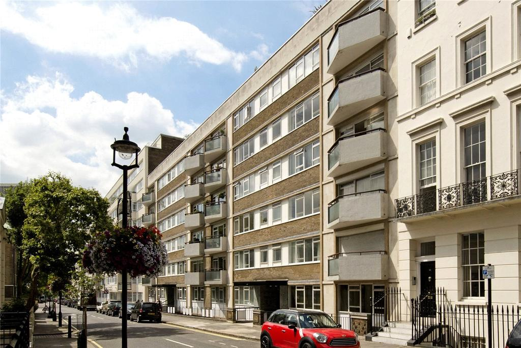 3 Bedrooms Flat for sale in Clifton Place, Hyde Park, London