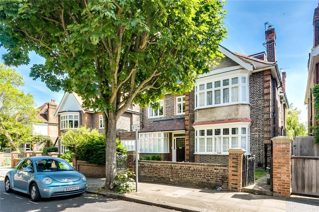 3 Bedrooms Flat for sale in Larpent Avenue, Putney, London