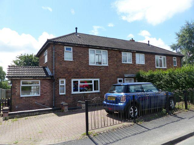 3 Bedrooms Semi Detached House for sale in Laburnum Grove,Chase Town,Burntwood