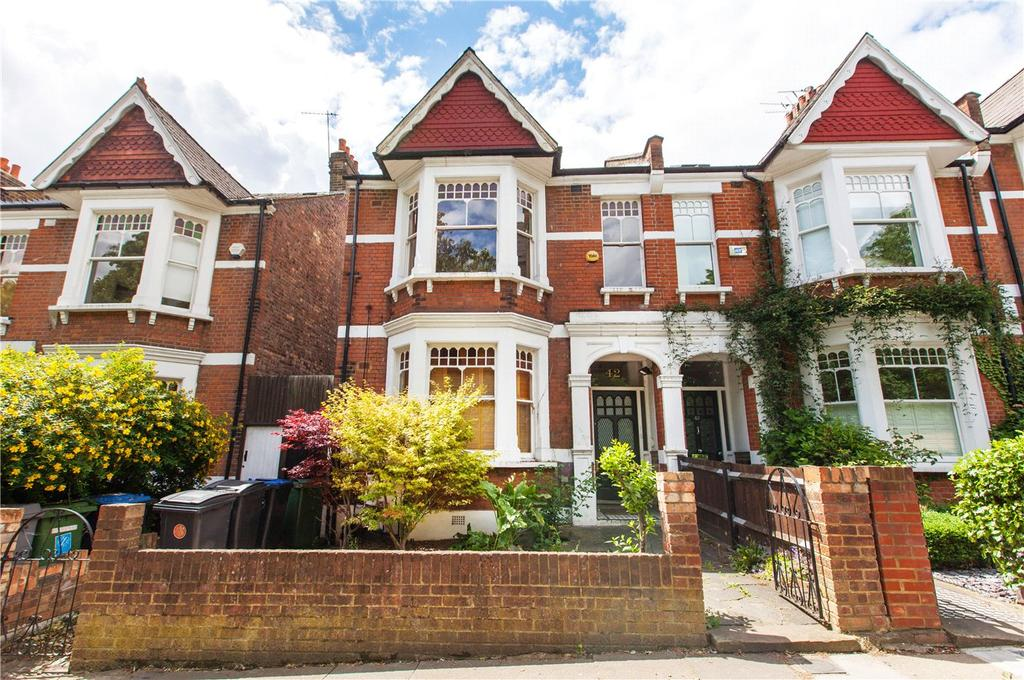 4 Bedrooms Semi Detached House for sale in Milman Road, Queens Park, London, NW6
