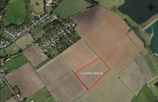 Land Commercial for sale in Land At Colnefields, Somersham, Cambridgeshire