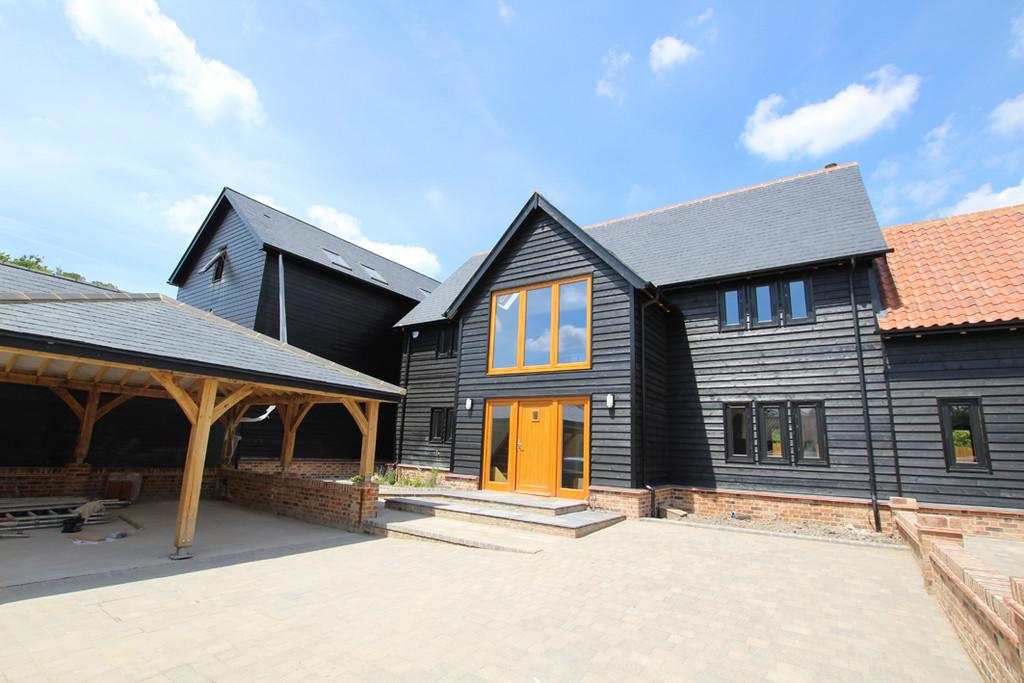 5 Bedrooms Semi Detached House for sale in High Street, Meldreth, Nr Royston