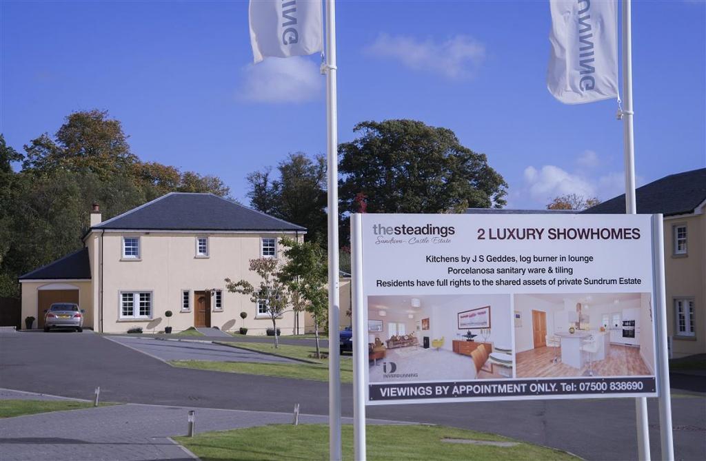5 Bedrooms Villa House for sale in Plot 4 The Steadings, Sundrum Castle Estate by Ayr, KA6 5JY