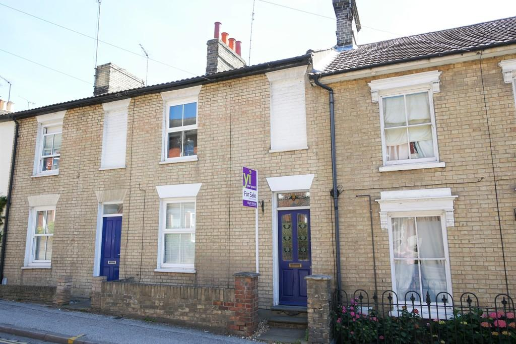 2 Bedrooms Terraced House for sale in Bolton Lane, Ipswich