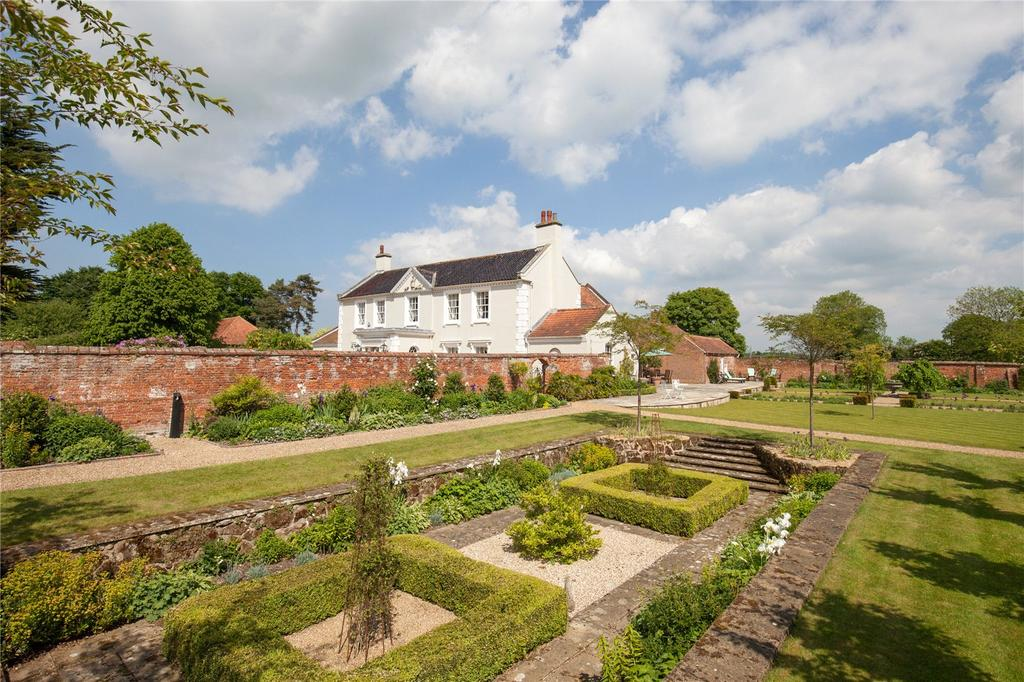 6 Bedrooms Detached House for sale in Stibbard Road, Fulmodeston, Fakenham, Norfolk, NR21