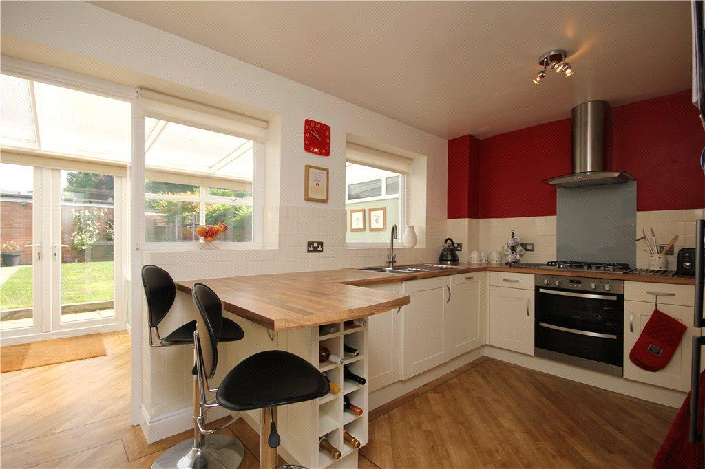 4 Bedrooms Semi Detached House for sale in White Hill, Kinver, Stourbridge, Staffordshire, DY7